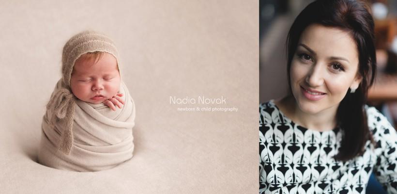 """Fotografa """"newborn"""" Nadia Novac: """"Mă bucur că părinții nu-și mai ascund bebelușii acele 40 de zile"""""""