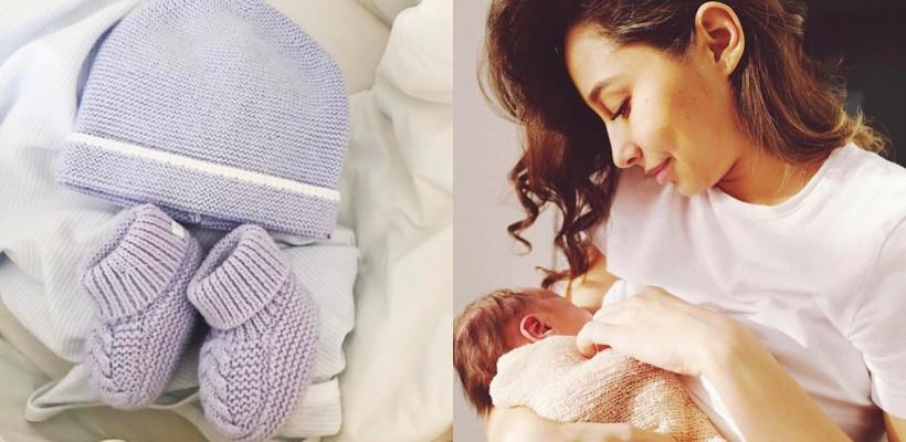 Daniela Culev, în prima imagine de după naștere! Proaspăta mămică radiază de fericire