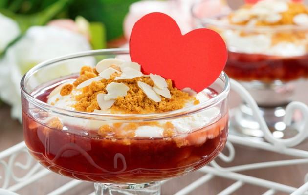 Cel mai rapid desert pe care îl poți face de Ziua Îndrăgostiților