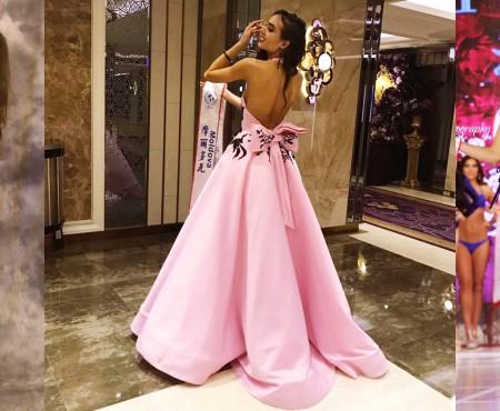 O moldoveancă – în TOP 15 cele mai frumoase fete de la Queen of Brilliancy International 2017!