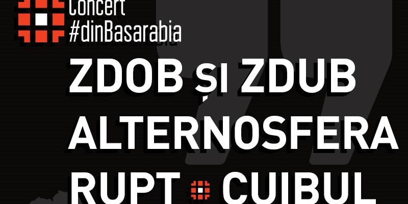 Zdob și Zdub & Alternosfera vor cânta din nou pe aceeași scenă, la București! DETALII