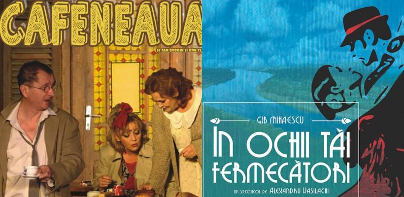 """Actorii Teatrului Național """"Mihai Eminescu"""" te așteaptă cu drag la cele mai deosebite spectacole! Vezi repertoriul"""