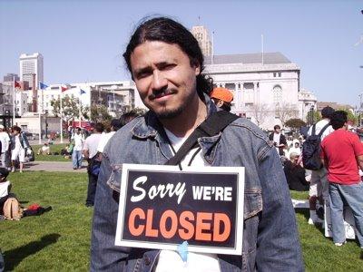 O zi fără imigranți… Sute de localuri și școli închise
