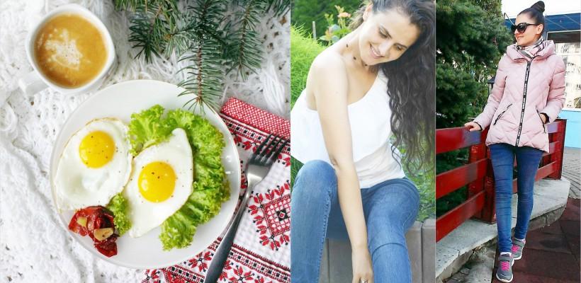 O mămică din Bălți face virală pe Instagram mâncarea sănătoasă! A ajutat-o să dea jos 30 de kg