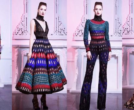"""""""Avem modă, avem femei frumoase, avem stil de viață!"""" Un designer libanez înnebunește vedetele cu ținute sclipitoare"""