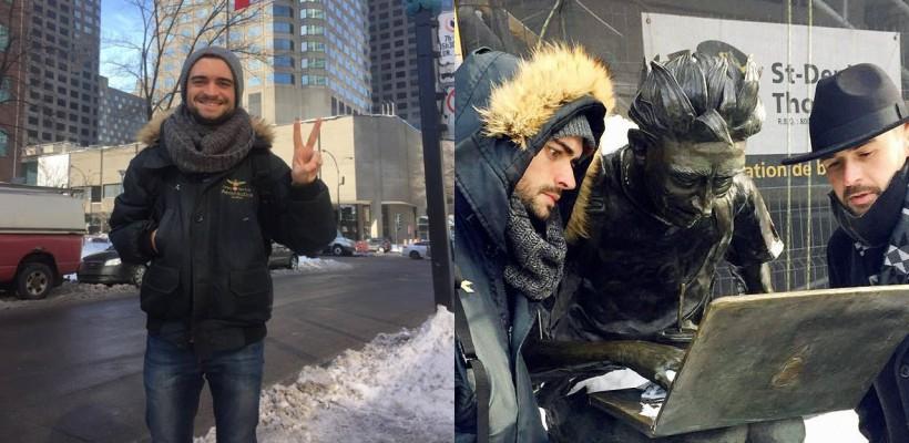 Cătălin Josan face totalurile! Care sunt impresiile artistului în urma concertului susținut în Canada