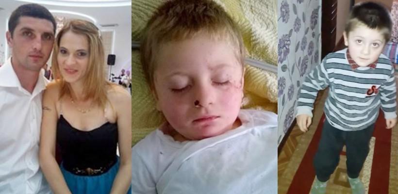 Laurensio, micuțul de 3 ani care a rămas fără părinți acum 3 luni, a reînceput să meargă!