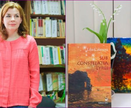 """Romanul """"Sub Constelația Lyrei"""" a fost lansat în orașul de baștină al autoarei (Foto)"""