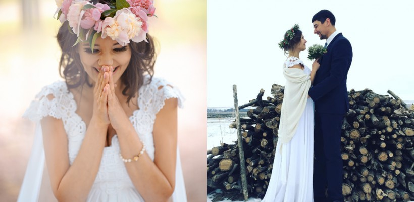 Rochia de mireasă a Liliei Ojovan a fost îmbrăcată încă o dată! Cine este norocoasa (FOTO)