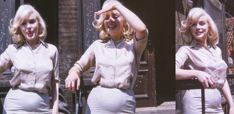 Marilyn Monroe a avut o sarcină ținută în secret! Primele poze, făcute publice după decenii