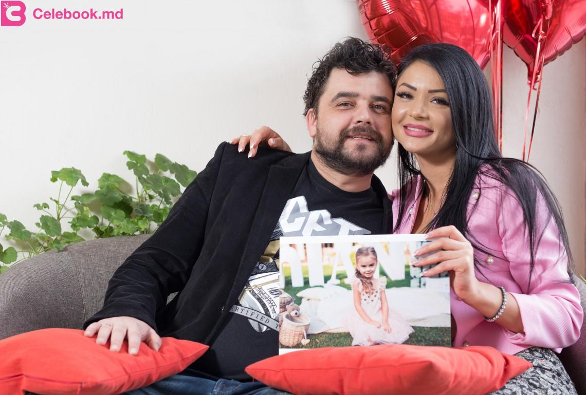 """Tatiana Melnic i-a dăruit soțului o fotocarte. Află care este """"fotografia de suflet"""" a celor doi"""