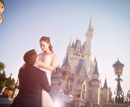 Nuntă de poveste la Disneyland Paris! Cât ar putea costa o astfel de plăcere