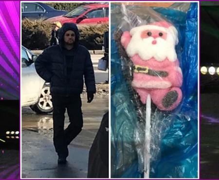 """Un necunoscut ciudat le dă copiilor bomboane pe stradă. Bărbatul care l-a surprins """"în acțiune"""" cheamă părinții la precauție!"""