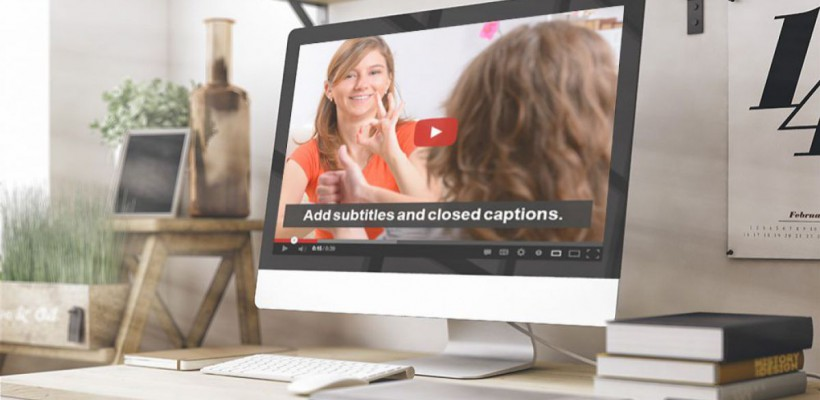 YouTube are peste un miliard de videoclipuri subtitrate