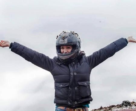 Diana Memeț – unica femeie din Republica Moldova, premiată la cursele de Offroad (Foto)