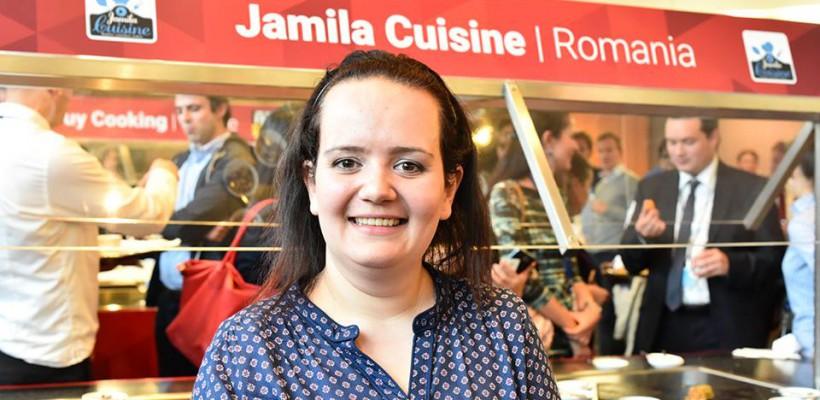Îndrăgita autoare a blogului culinar JamilaCuisine a devenit în premieră mămică la 30 de ani!