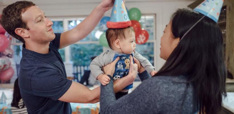 Fondatorul rețelei Facebook va deveni din nou tată! Părinții au comunicat sexul copilului