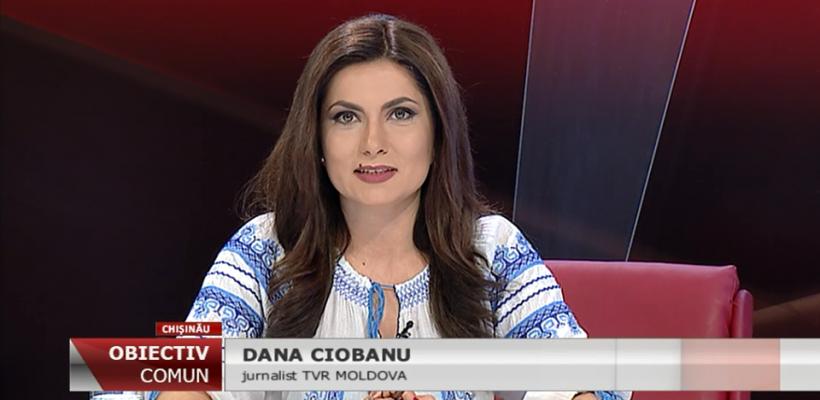 A revenit la brunet și la televiziune! Prezentatoarea Dana Ciobanu, parte dintr-o altă familie TV