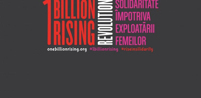 """Strada Pietonală din Chișinău va găzdui Campania """"One Billion Rising"""" – o acțiune de protest împotriva violenței femeilor. Detalii"""