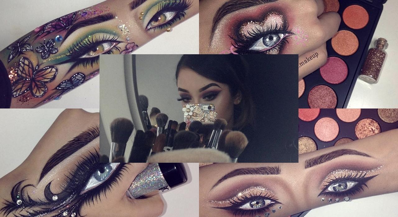 Makeup Pe Mână Eamd