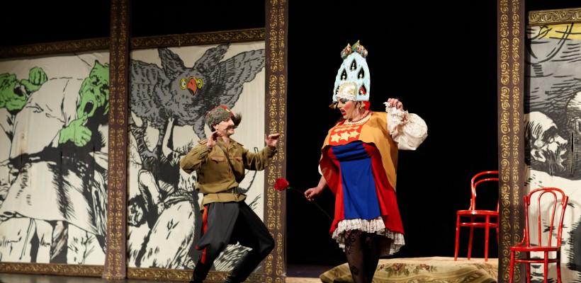 """Sărbătorim Ziua Internațională a femeii la Teatrul Național """"Eugene Ionesco"""""""