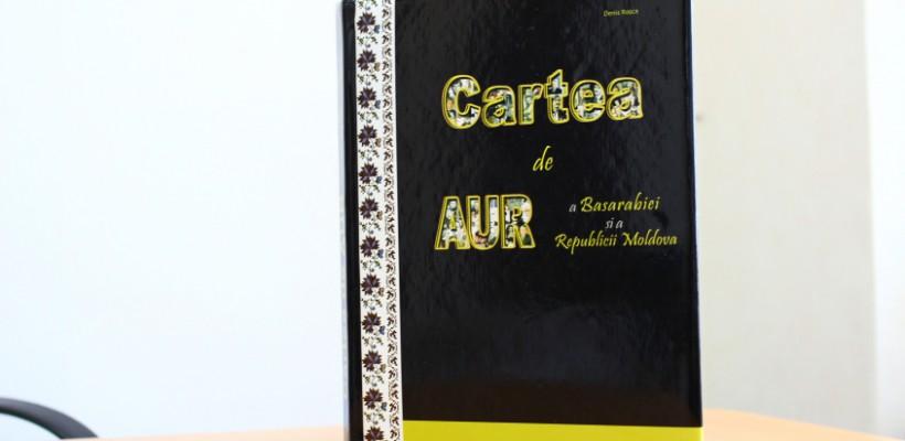 Cartea de Aur a Basarabiei și a Republicii Moldova va fi tipărită în limba engleză. Autorul colectează donații