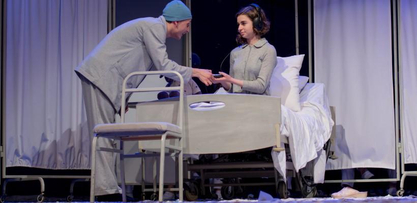 """Voie bună și emoții puternice în această săptămână la Teatrul Național """"Eugene Ionesco"""""""