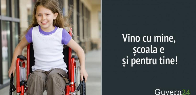 O rampă de acces pentru persoanele cu nevoi speciale – o treaptă spre normalitate