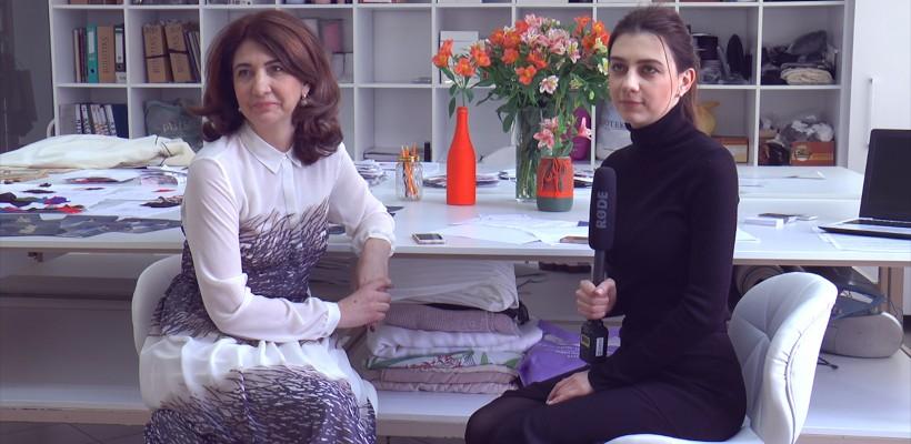 Cine este șefa în relația designerului Melnic Natalia cu fiica sa, Ecaterina Grigor?