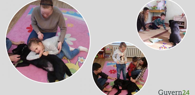 Terapia Asistată de Animale – un mare ajutor pentru copilașii cu necesități speciale. Cum putem contribui la dezvolarea ei în Moldova