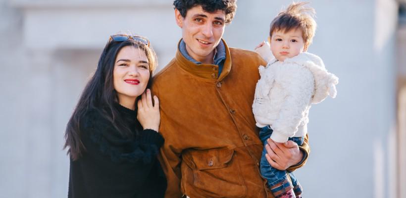"""Silvia Allegro își împărtășește emoțiile și grijile materne: """"Sergiu e cel mai bun tată pentru Radu!"""""""