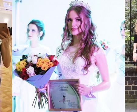 """Alla Neahina, Miss ASEM 2017, este o dansatoare înrăită: """"Succesul meu se datorează în totalitate părinților!"""""""