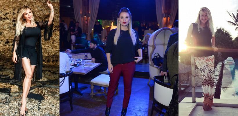Anna Semenovich afișează o imagine de invidiat! Vedeta TV a slăbit enorm (FOTO)