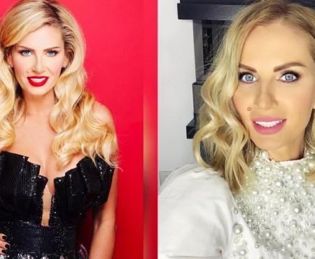 Andreea Bănică și-a tuns părul pentru o cauză nobilă! Cum arată artista cu noul look