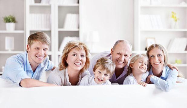 Părinţii şi bunicii au o viaţă mai lungă dacă sunt vizitaţi mai des. Date dintr-un studiu