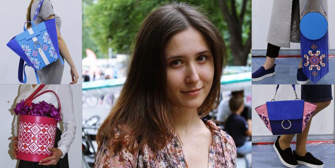 Carmina Golic – moldoveanca de 21 de ani, care i-a vrăjit pe ruși cu o colecție de genți fabuloase!
