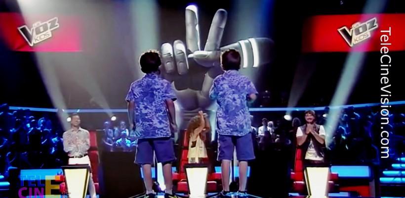 Doi gemeni din Spania au cântat incendiar la un show de talente. Jurații au sărit de pe scaune! (VIDEO)