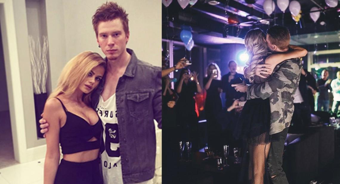 Nepotul de 25 de ani al cântăreței Alla Pugaciova și-a cerut iubita de soție! Cine e norocoasa