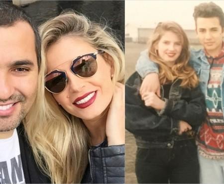 """O iubire la fel de vie și după 23 de ani! Andreea Bănică, despre """"același iubit"""": Lucian Mitrea"""