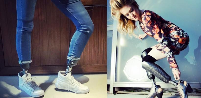 Picioare și voință de fier! Amy Purdy dezvăluie omenirii secretul pentru viața dincolo de limite