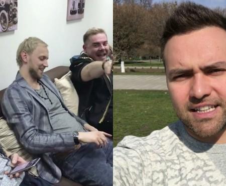 Ce a văzut la Chișinău un vlogger ucrainean, sosit să-i cunoască pe băieții de la SunStroke Project