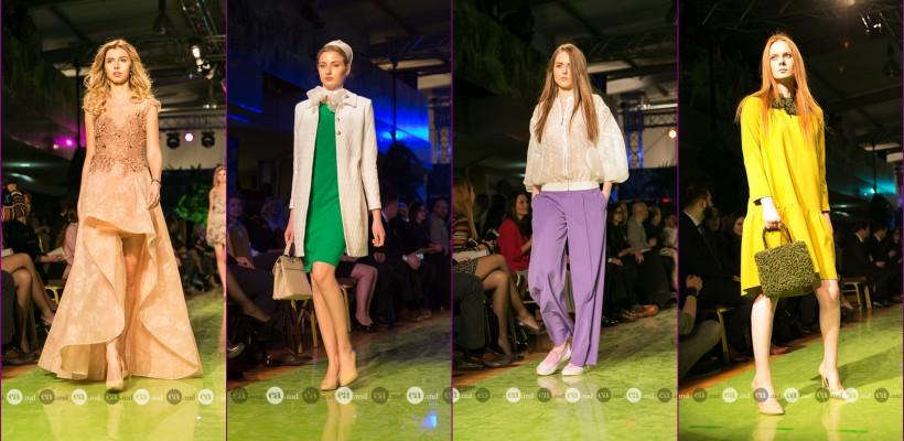 Chișinăul s-a umplut de stil și culoare! Vezi toate colecțiile de la Moldova Fashion Days, spring 2017, ziua I (Foto)