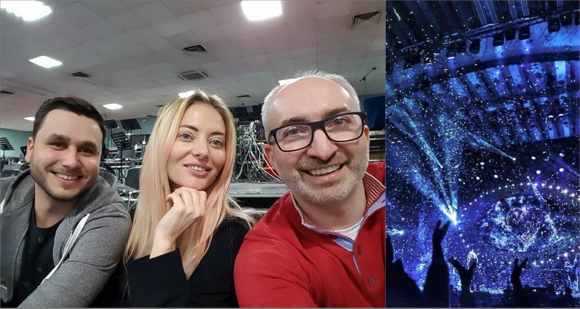 """Cele mai recente spectacole by Delia, """"desenate"""" de către o echipă de moldoveni! """"Psihedelia a fost cel mai mare examen"""""""