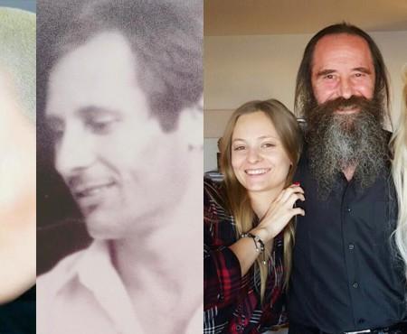 Îi seamănă leit! Delia arată imagini rare cu tatăl său, retras în rugăciune pe Muntele Athos