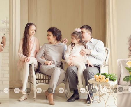 """Irina și Veaceslav Ioniță: """"Transmiteți copiilor trăiri și vorbiți-le despre iubirea voastră pentru ei!"""""""