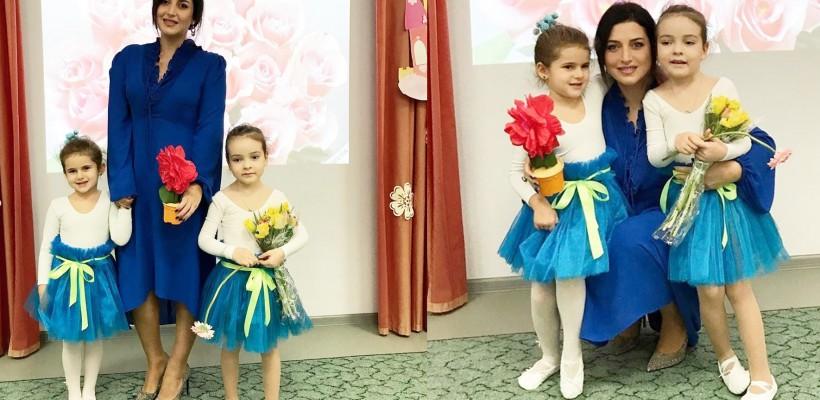 Fiicele cântăreților Jasmin și Filipp Kirkorov, filmate la petrecerea de primăvară de la grădinița privată (VIDEO)