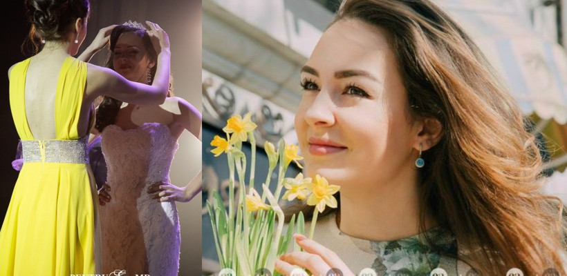 """Alina Jereghi, Miss ASEM 2014: """"Cu pași mici, dar siguri, intru în rolul de viitoare femeie de afaceri''"""