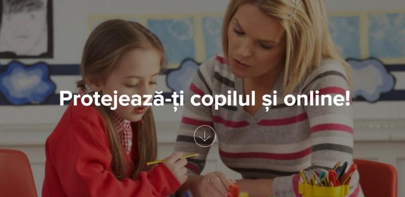 """Util pentru fiecare părinte! """"La Strada"""" spulberă şapte mituri despre siguranţa copiilor pe Internet"""