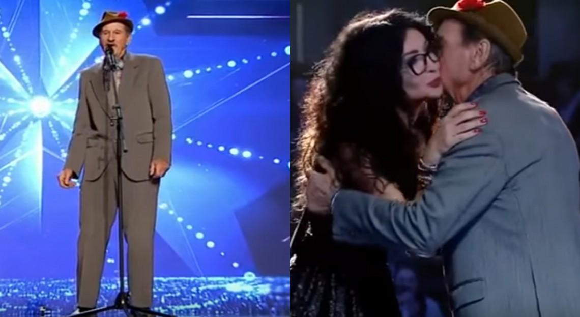 Moment umoristic marca Teofan Popov, la Românii au Talent! A luat patru de DA