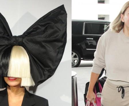 """Paparazzii au surprins chipul """"cântăreței fără față"""". Cum arată Sia în realitate (VIDEO)"""